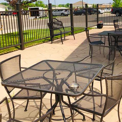 Big Willys Patio 400 400